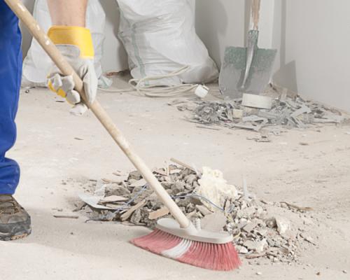 Schoonmaak na renovatie antSchoonmaakfirma antwerpen De propere spiegel